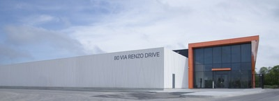 Data Centre in Richmond Hill