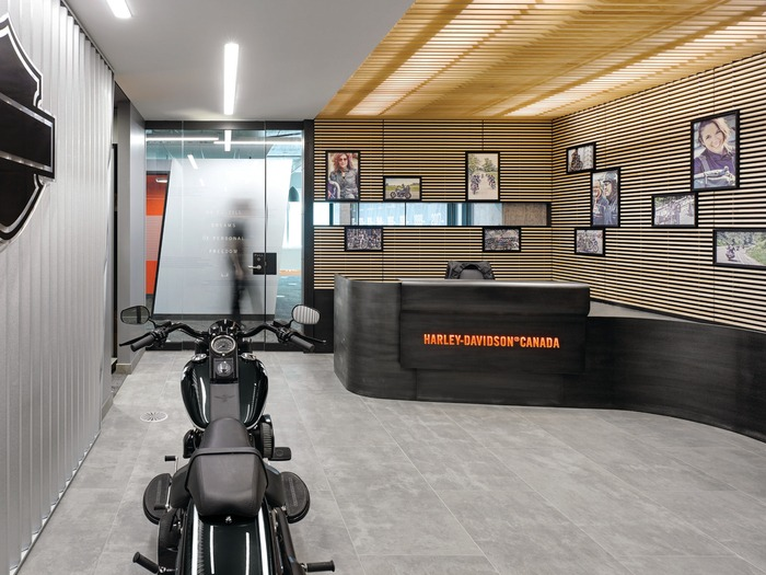 Harley-Davidson Office in Vaughan