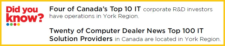 Did You Know Tech in York Region