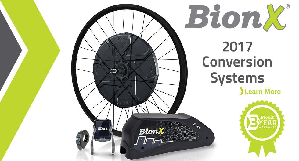 BionX Kit in Aurora