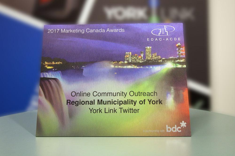 EDAC Award