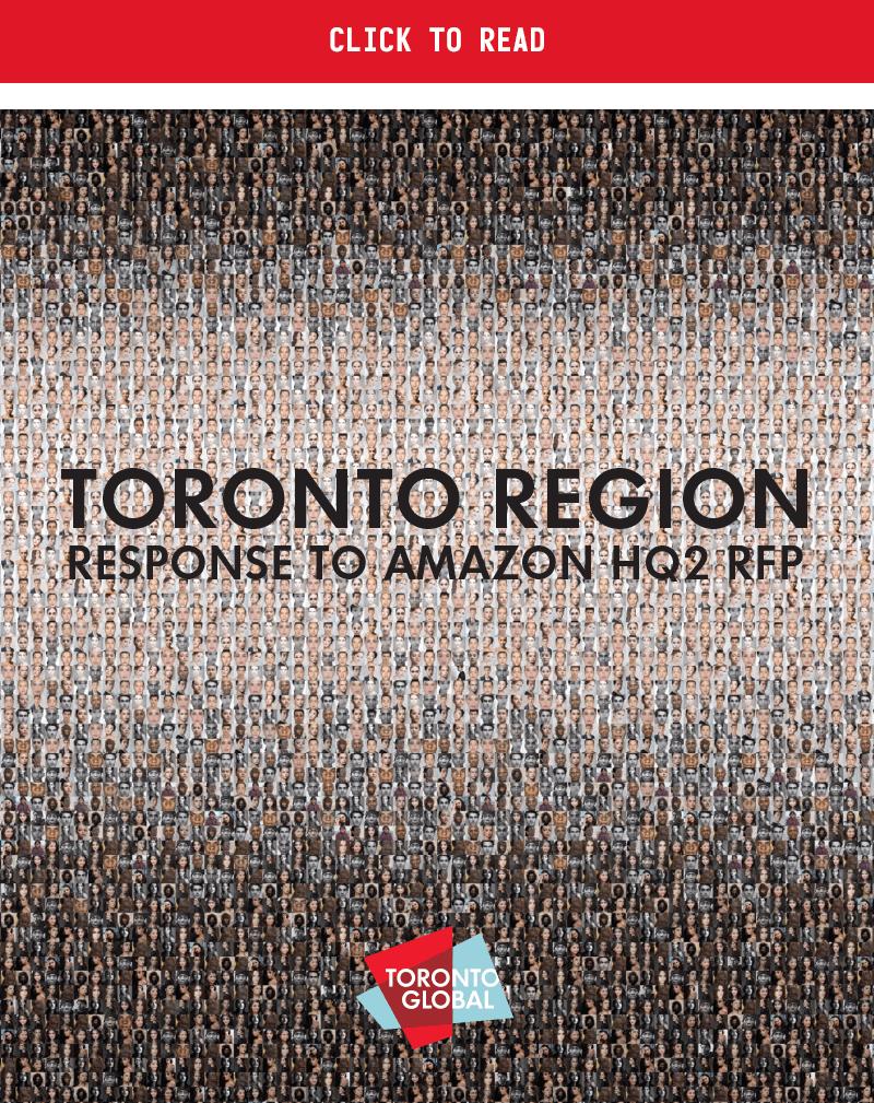 Toronto Global Amazon Bid