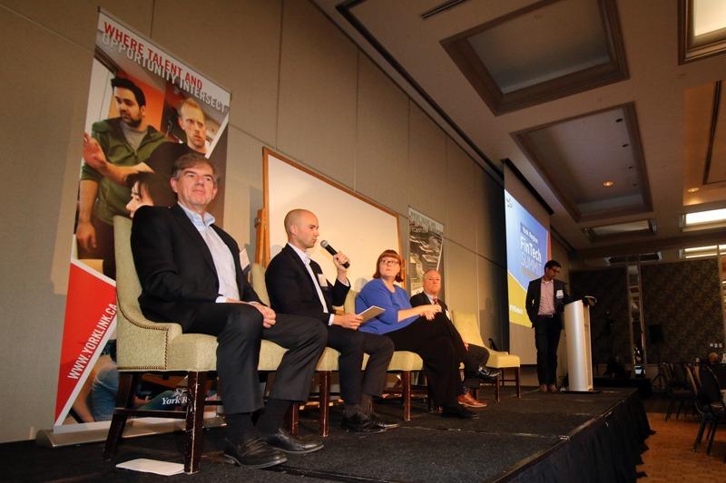 York Region FinTech Summit Panel