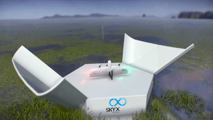Markham start-up SkyX develops half-helicopter, half-plane