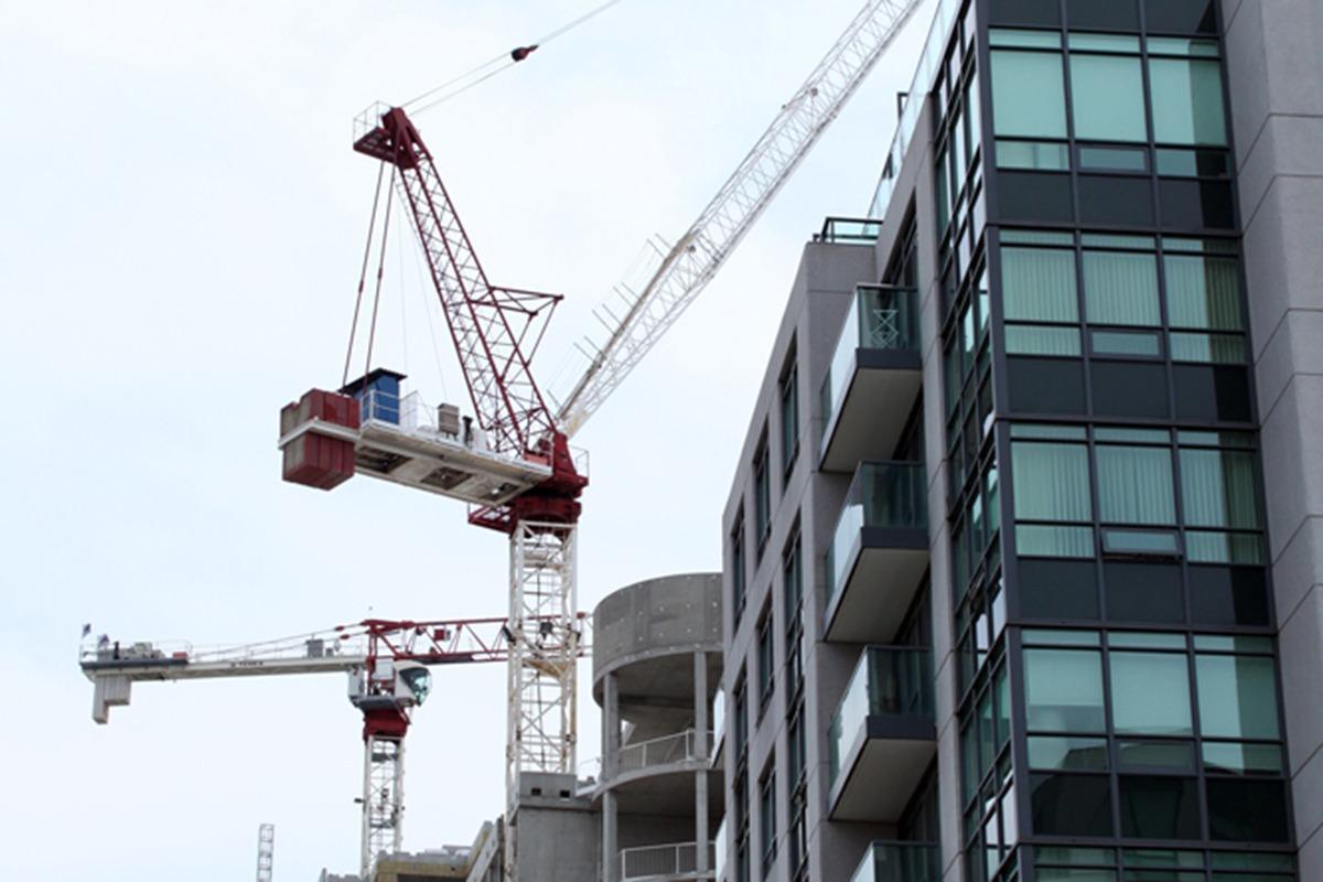 Construction in York Region