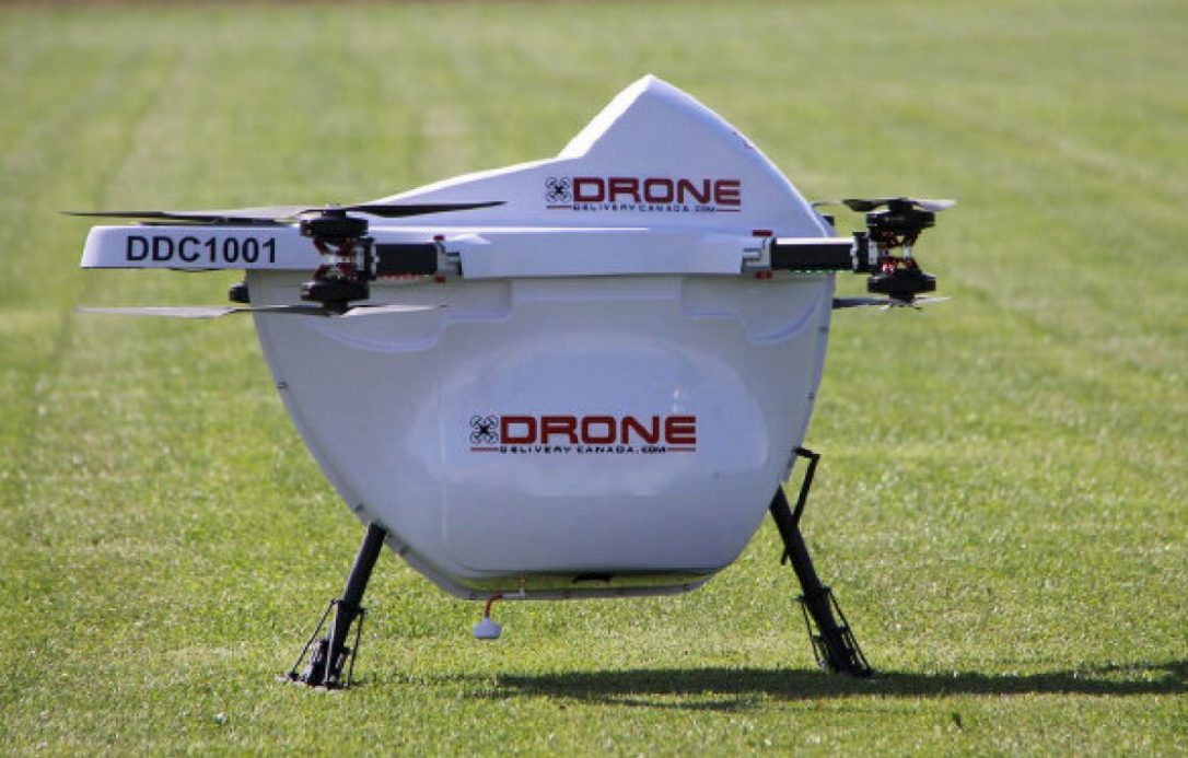 Drone from DDC