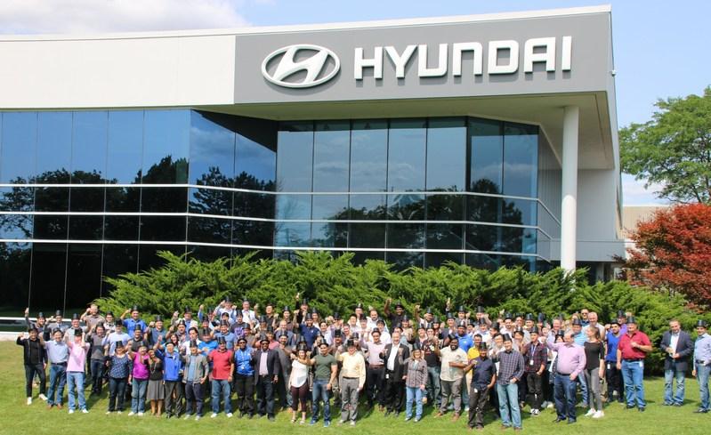 Hyundai Canada Staff