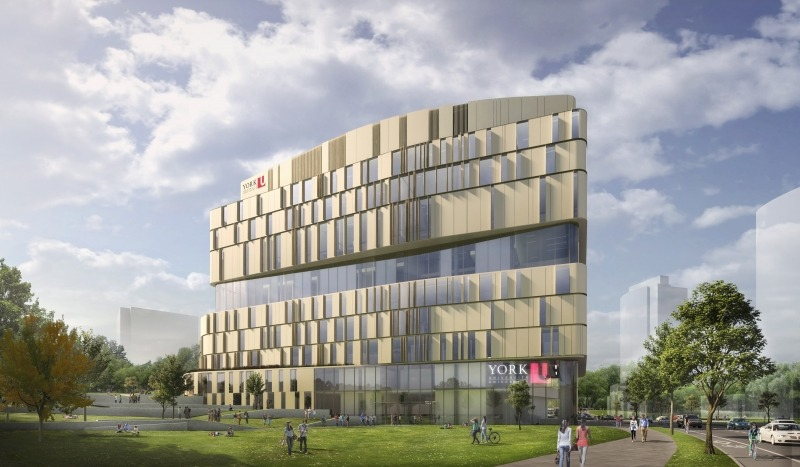 York University - Markham Campus | Expected Completion by 2021