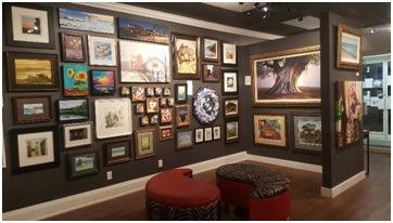 Art Gallery in Markham