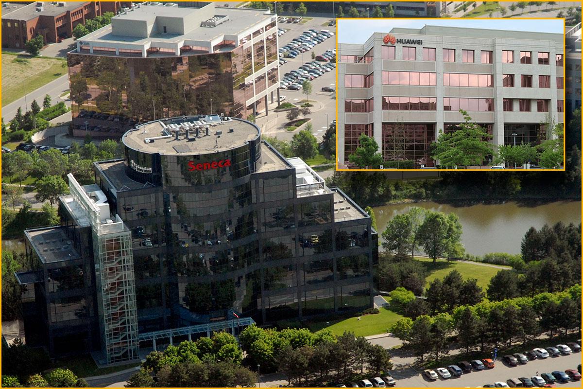 Huawei & Seneca College in York Region