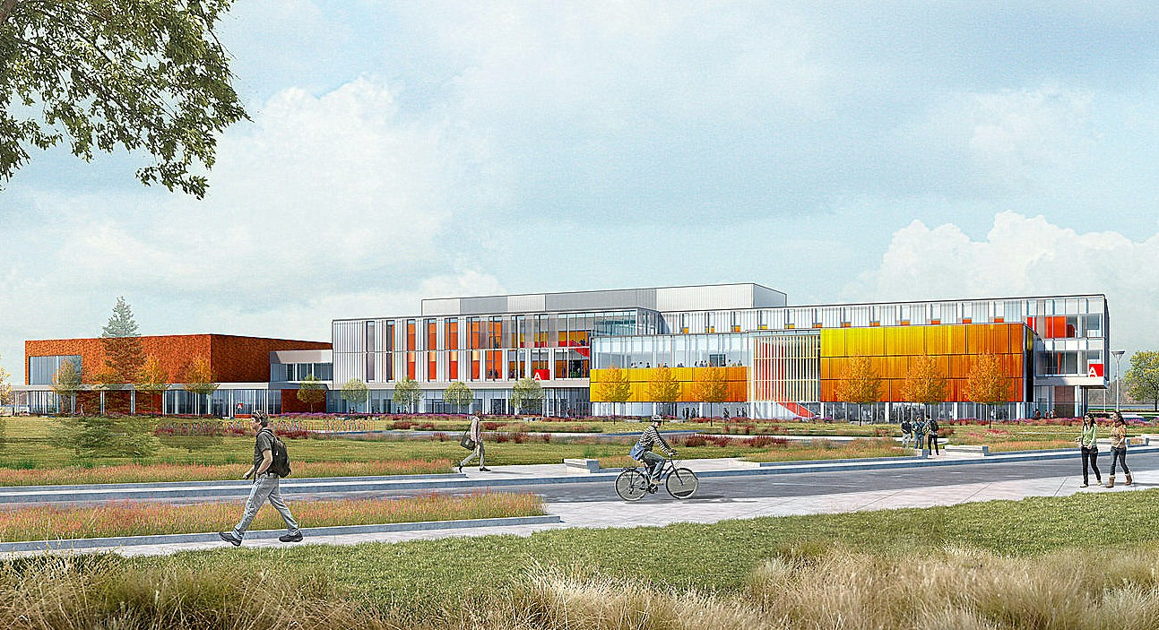 Seneca College - King, York Region Campus | Completion 2018