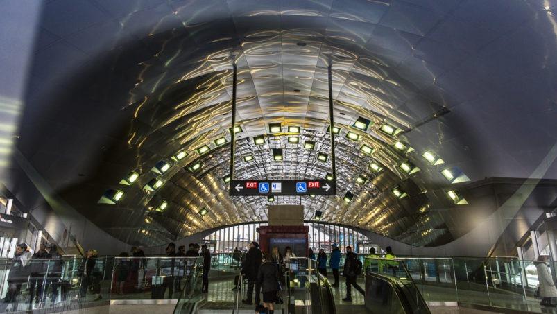 VMC Subway Station