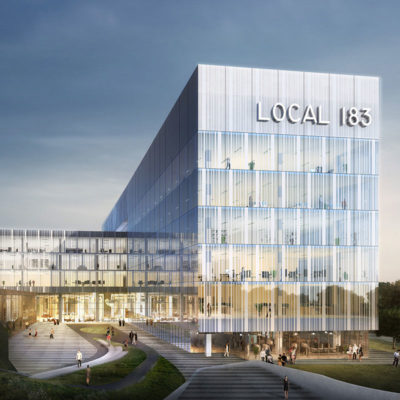 Local 183 Office in Vaughan to be Constructed