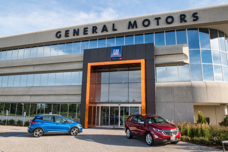 GM Canada Markham, York Region