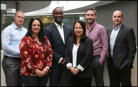 York Region Investment & Marketing Team