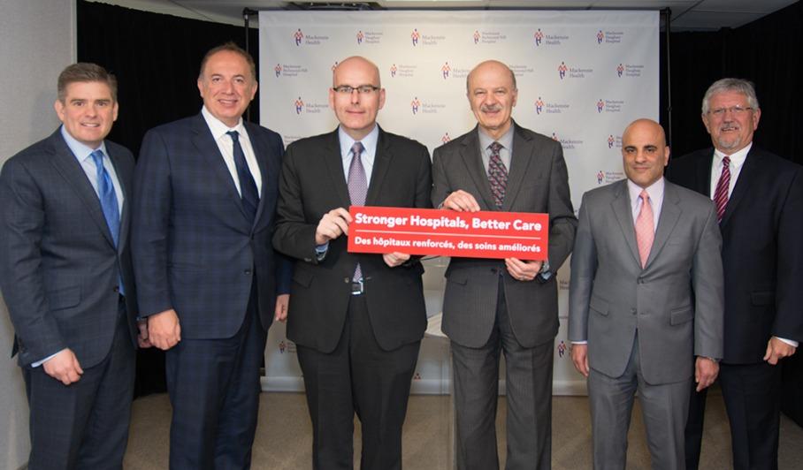 Mackenzie Health Funding Announcement