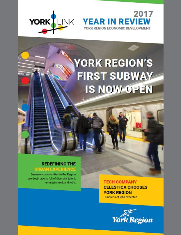York Region Economic Development 2017 Year in Review