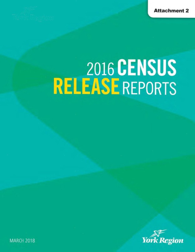 2016 Census Release | York Region