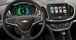 Chevrolet Volt Dashboard
