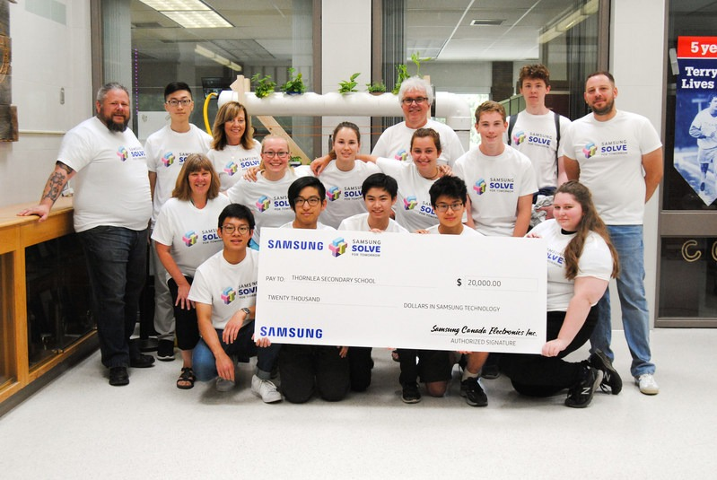 Samsung Electronics Canada-Celebrating Student STEM Innovation i