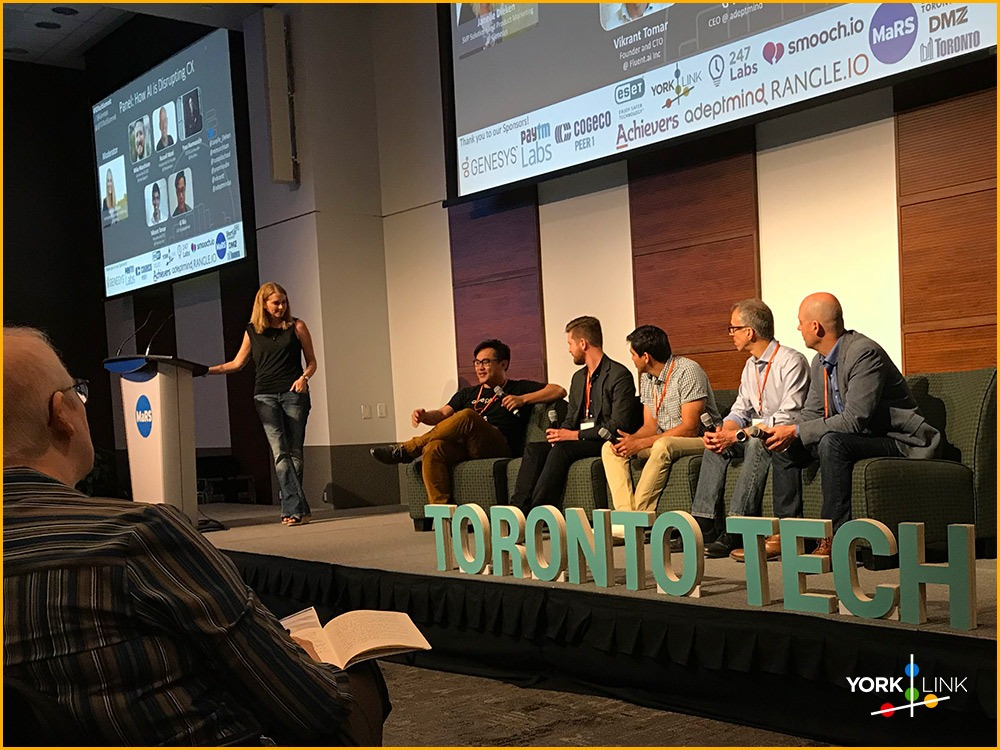 Toronto Tech Summit Panel