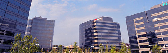 Office Buildings in Markham