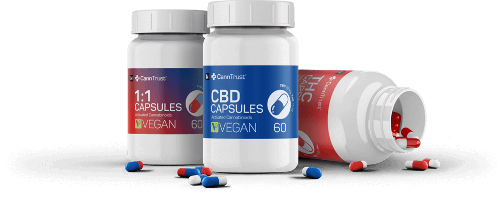 CannTrust Cannabis Capsules
