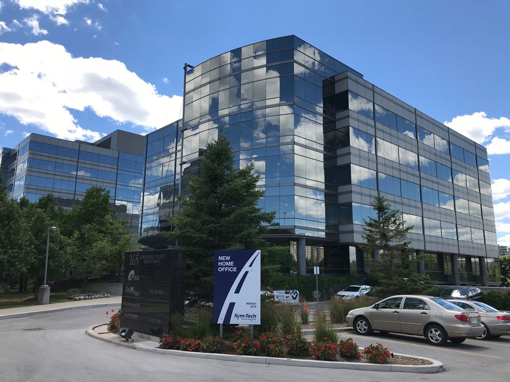 Sym-Tech HQ Markham