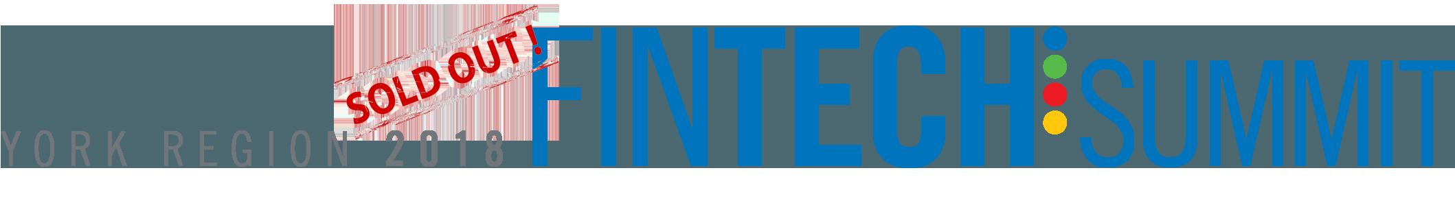 York Region 2018 FinTech Summit