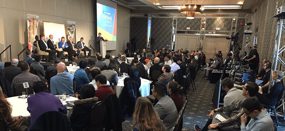 York Region FinTech Panelists & Attendees