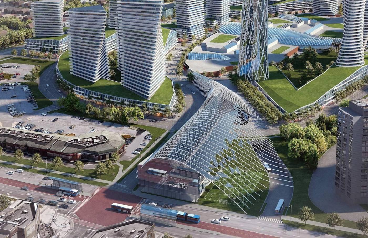 Promenade Mall in Vaughan