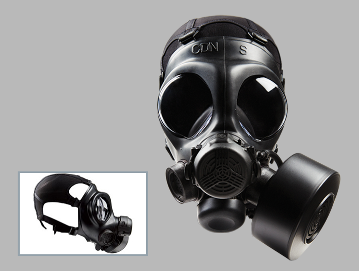 Airboss Gas Mask