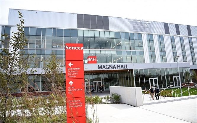 Magna Hall at Seneca in King, York Region