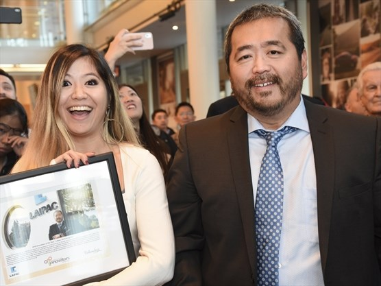 Laipac Technologies Receives Award