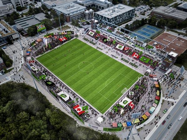 York 9 FC Stadium
