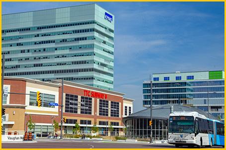 Vaughan Metropolitan Centre (VMC) | Vaughan York Region