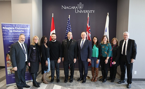 Niagara University in Vaughan