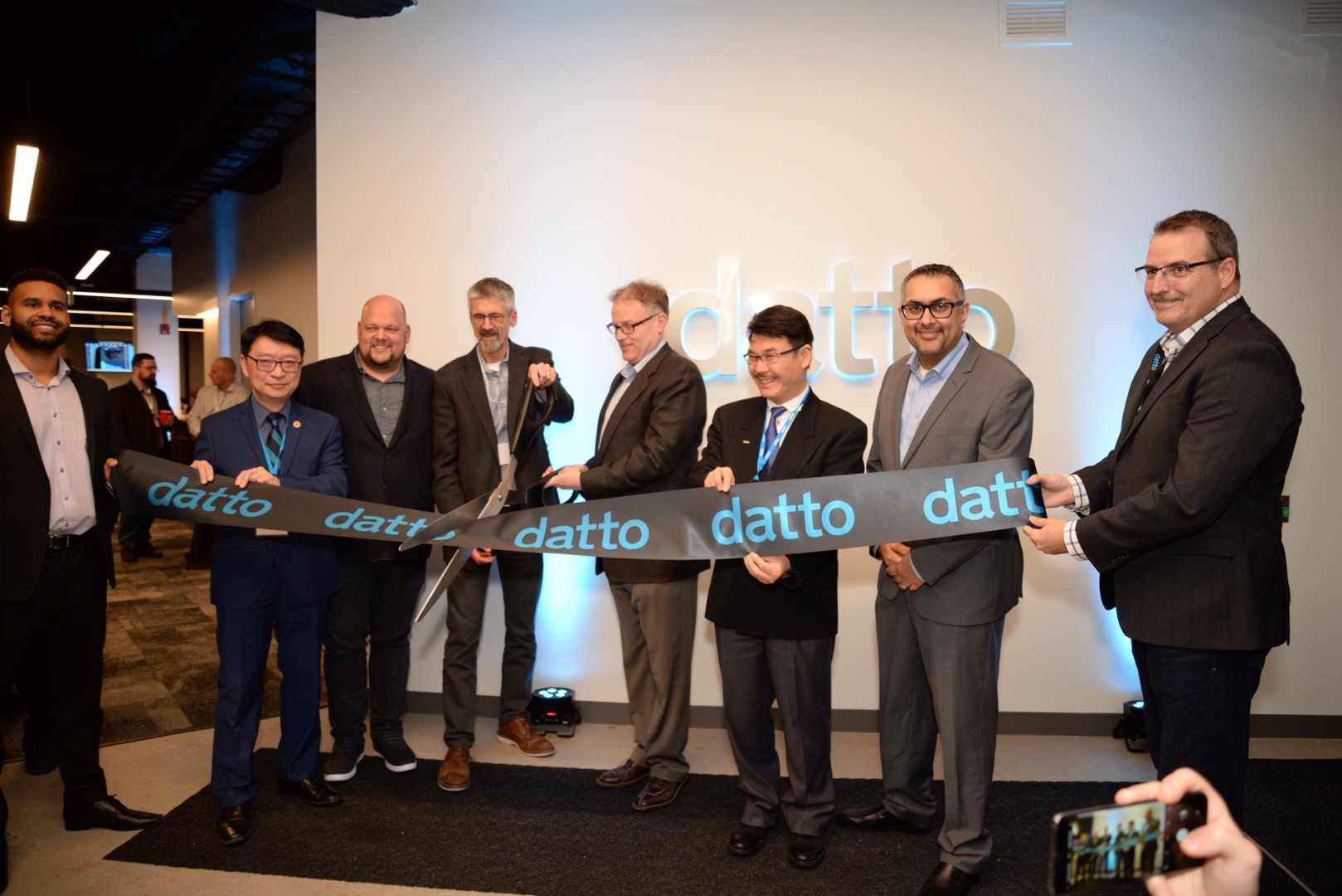 Datto Ribbon Cutting