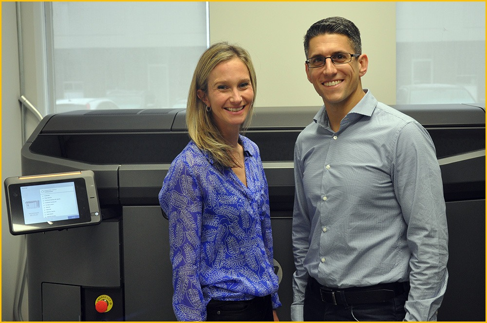 Lauri Cohen and Marc Cohen of Leo Lab.