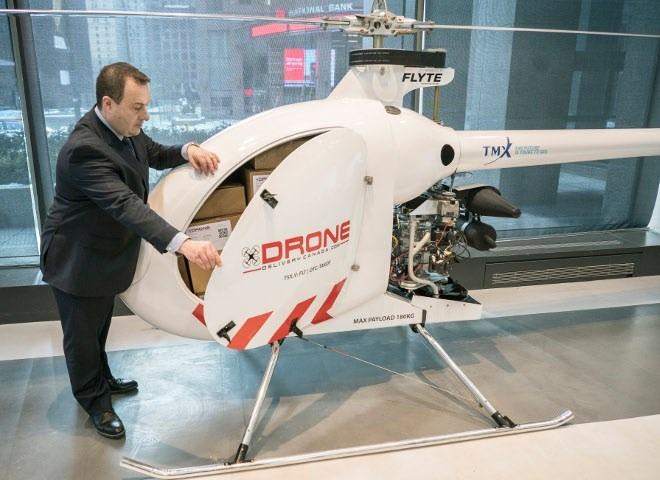 Drone Delivery Canada Condor Drone
