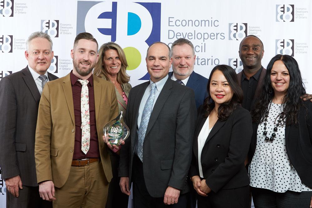 York Link Holding EDCO Award