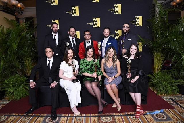 Empire Communities Win Award
