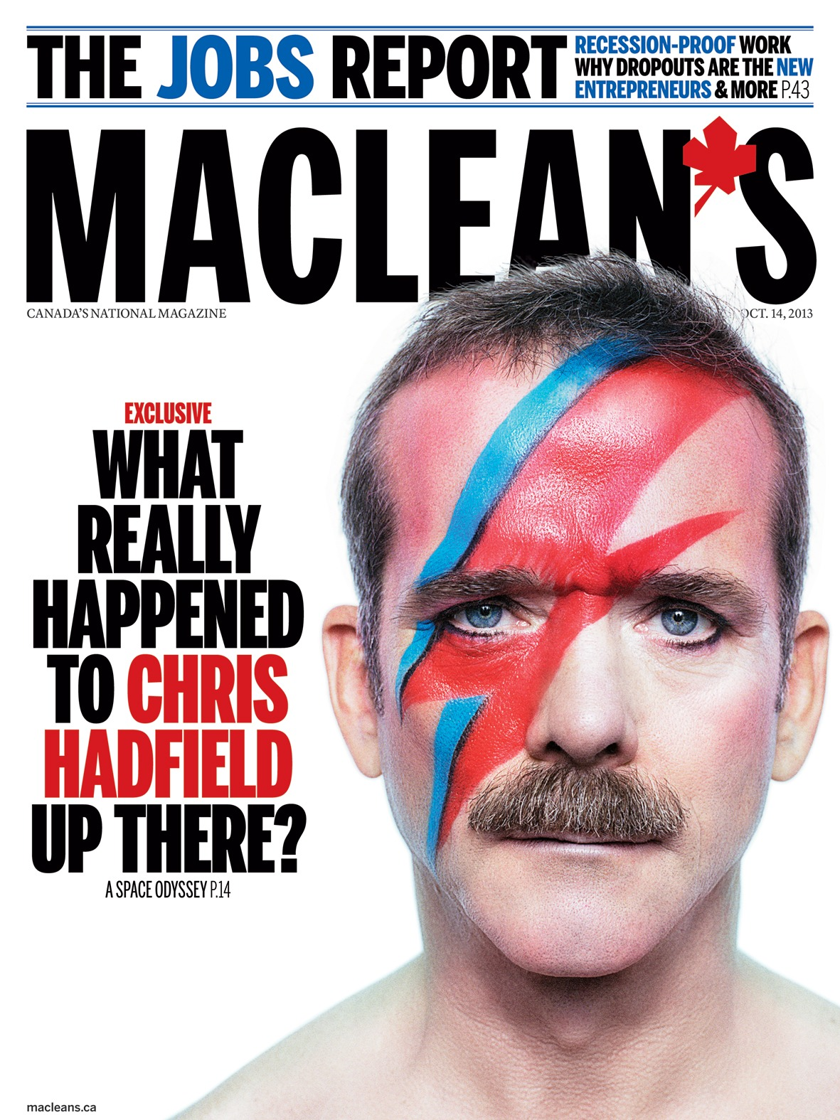 Maclean's Magazine Cover
