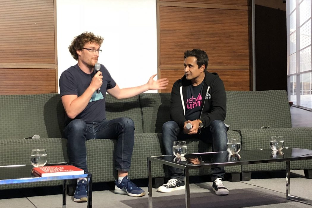 Paddy Cosgrave at MaRS