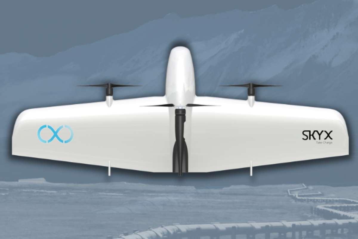Sky X Drone