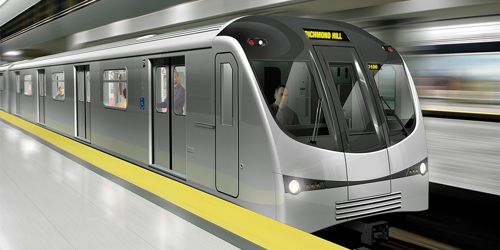 Yonge Richmond Hill Subway