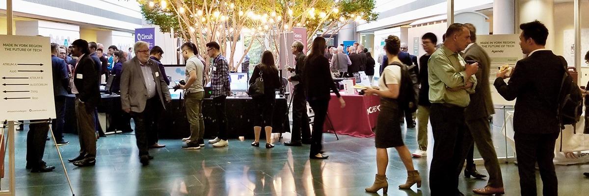 ventureLAB Made in York Region Event