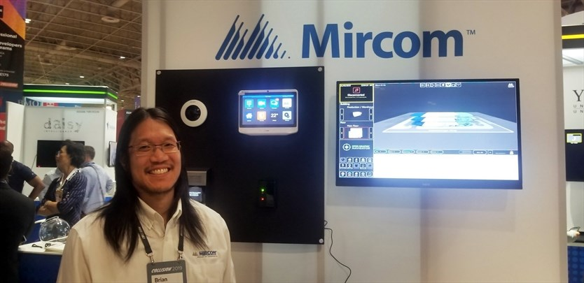 Brian from Mircom