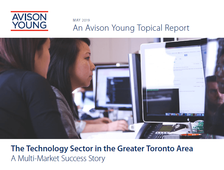 Avison Young Topical Report: GTA Tech