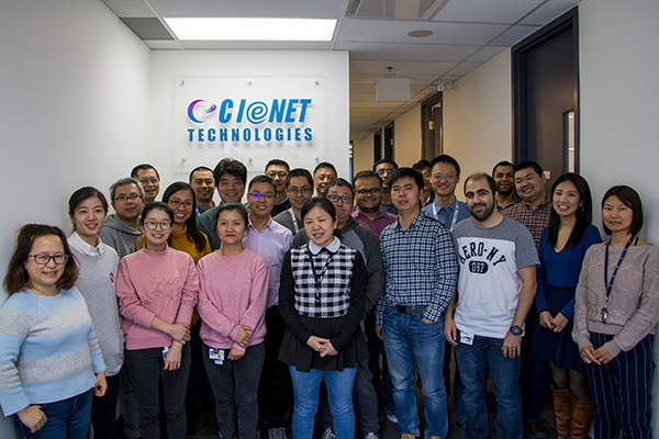 CIeNET Staff